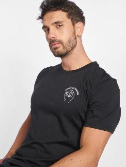 adidas originals T-Shirty Tokn T czarny