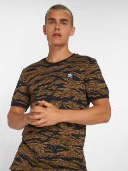 adidas originals T-Shirty Camo Aop Te moro