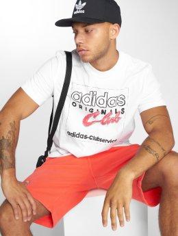adidas originals T-skjorter Hand Drawn T5 hvit