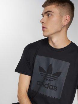 adidas originals T-skjorter Solid Bb T svart