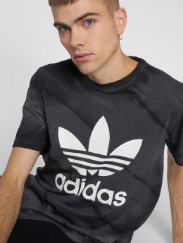 adidas originals T-skjorter Tie Dye Tee svart