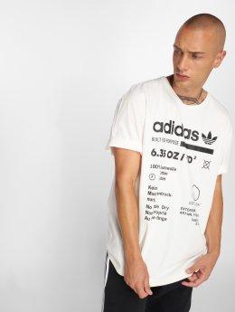 adidas originals Tričká Kaval Grp Tee biela