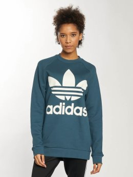 adidas originals trui Oversized blauw