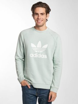 adidas originals / trui Trefoil in groen