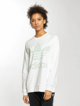 adidas originals trui Oversized wit