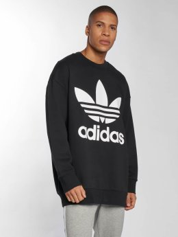 adidas originals trui Tref Over zwart