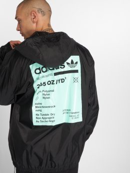 adidas originals Übergangsjacke Originals Kaval Grp Wb schwarz