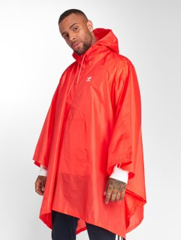 adidas originals Välikausitakit Originals Trf Poncho Transition punainen