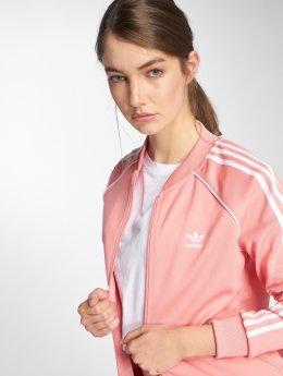 adidas originals Välikausitakit Sst Tt Transition roosa
