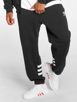 adidas originals Verryttelyhousut Auth Sweatpant musta
