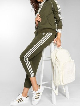 adidas originals Verryttelyhousut Regular Tp Cuf oliivi