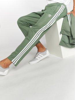 adidas originals Verryttelyhousut Beckenbauer Tp vihreä