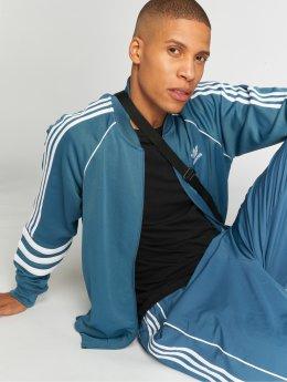 adidas originals Veste mi-saison légère Auth Tt Transition bleu