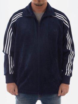 adidas Originals Veste mi-saison légère Velour Bb Tt bleu