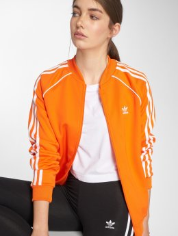 adidas originals Veste mi-saison légère Sst Tt Transition orange