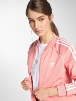 adidas originals Veste mi-saison légère Sst Tt Transition rose