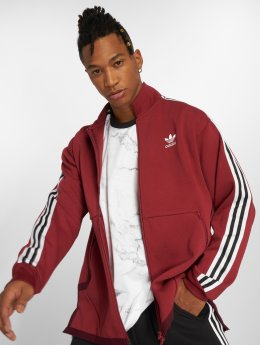 adidas originals Veste mi-saison légère Windsor Tt Transition rouge