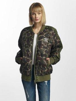adidas originals Vinterjakker PW Hu Hiking SST Pure camouflage