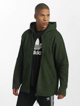 adidas originals Zip Hoodie NMD oliwkowy