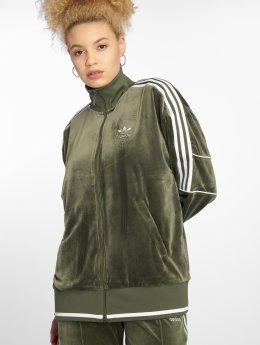 adidas originals Zomerjas Transition groen