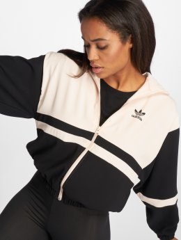 adidas originals Zomerjas Track Top Transition zwart