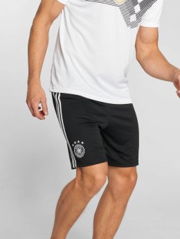 Adidas Performance DFB Home Shorts Black/White