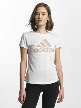 adidas Training T-Shirt White