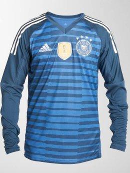 Adidas Performance DFB Home Jersey Trikot Trace Royal/Sub Blue/White