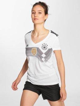 adidas Performance camiseta de fútbol DFB Home blanco