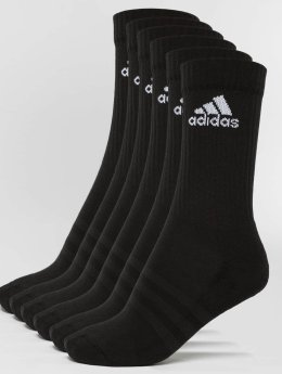 adidas Performance Chaussettes 3-Stripes noir
