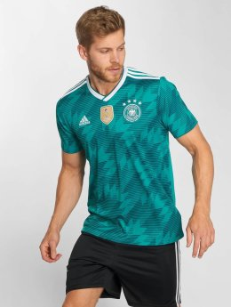 adidas Performance Männer Fußballtrikots DFB A Jersey in grün