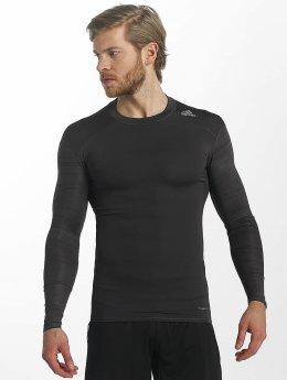 adidas Performance Longsleeve Techfit Base zwart