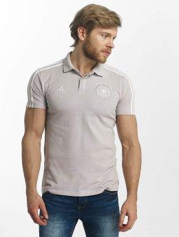 Adidas DFB Cotton Poloshirt Grey Two/White
