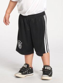 adidas Performance shorts DFB Home zwart