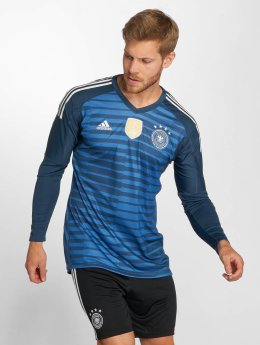 adidas Performance Sport tricot DFB H Gk Jersey blauw