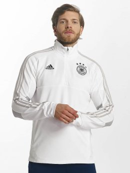 adidas Performance Sweat & Pull DFB Training blanc