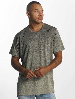 adidas Performance T-Shirt Freelift Gradient gris