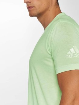adidas Performance t-shirt Freelift groen