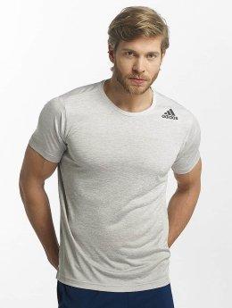 adidas Performance t-shirt Freelift Gradient wit