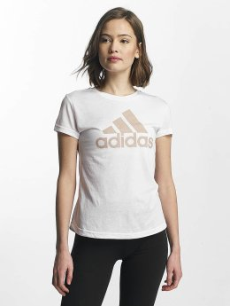 adidas Performance T-shirts Training hvid