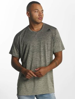adidas Performance T-skjorter Freelift Gradient grå