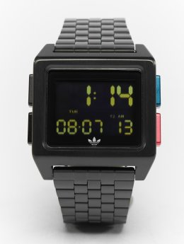 adidas Watches Kellot Archive M1 musta