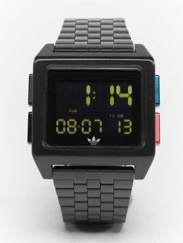 adidas Watches Uhr Archive M1 schwarz