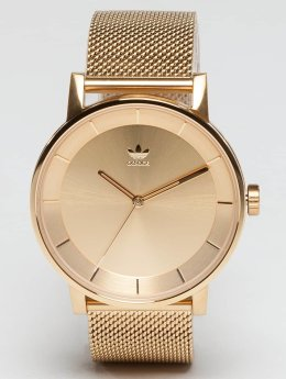 adidas Watches Watch District M1 gold colored