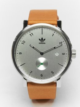 adidas Watches Zegarki District LX2 srebrny
