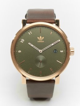 adidas Watches Zegarki District LX2 zloty