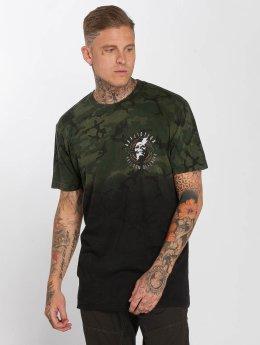 Affliction Camiseta Assault camuflaje