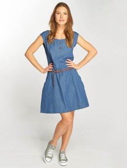 Alife & Kickin Šaty Scarlett A modrá