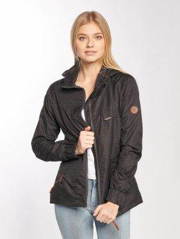 Alife & Kickin Демисезонная куртка Mamba черный