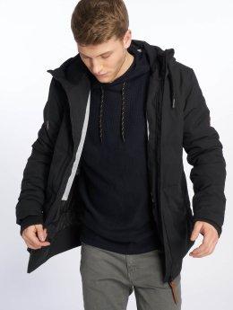 Alife & Kickin Демисезонная куртка Jonas Padded черный